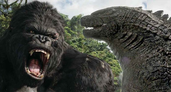 King Kong Godzilla Beef Been Building For Years Say Producers